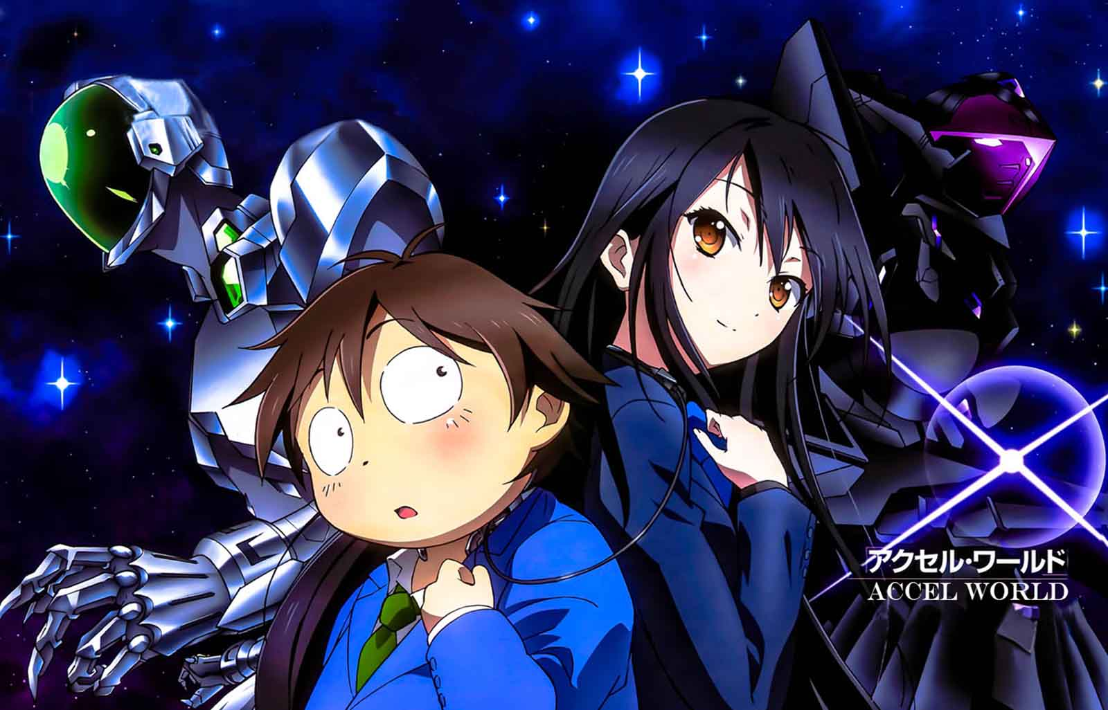 Accel World Featured