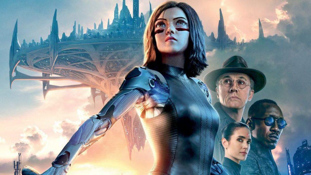 Post-apocalyptic movies Alita Battle Angel