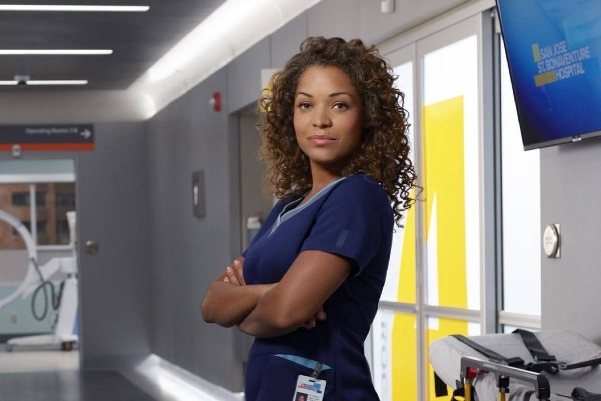 Antonia Thomas as Dr. Claire Browne