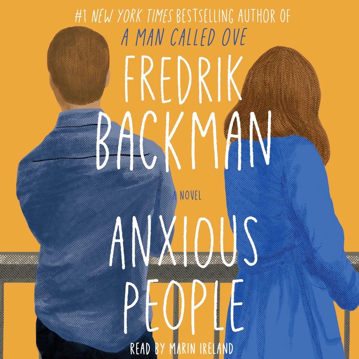 Anxious People- Fredrik Backman's bestseller