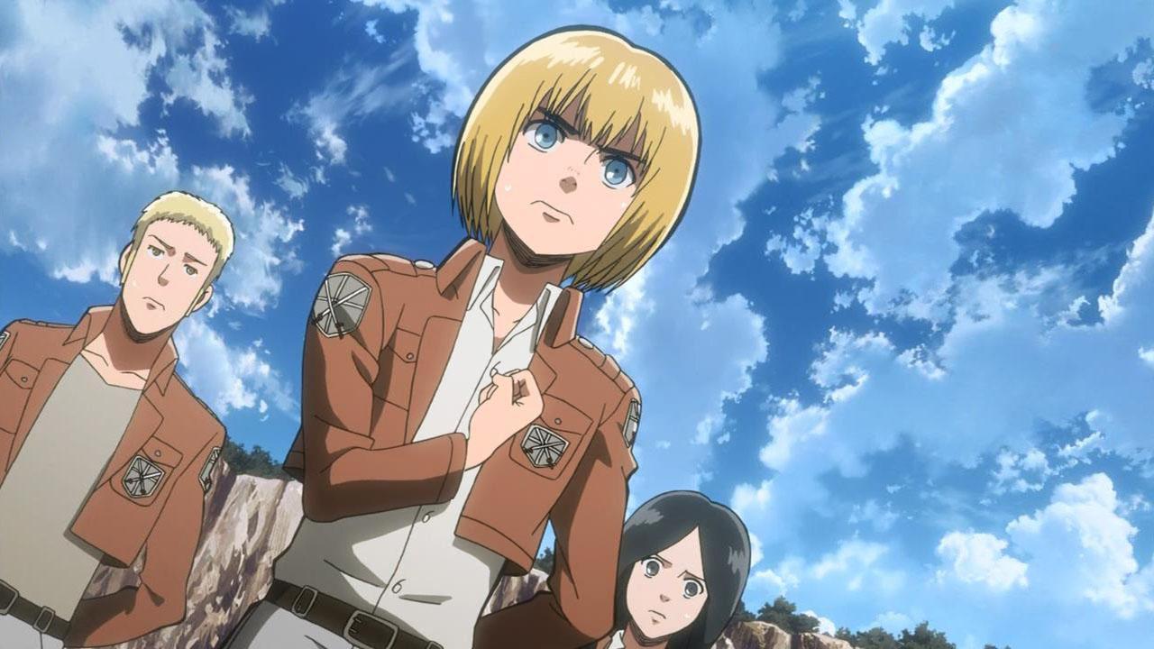 Armin Arlert - Attack on Titans