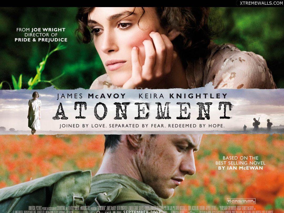 Atonement Romantic Movies to Stream