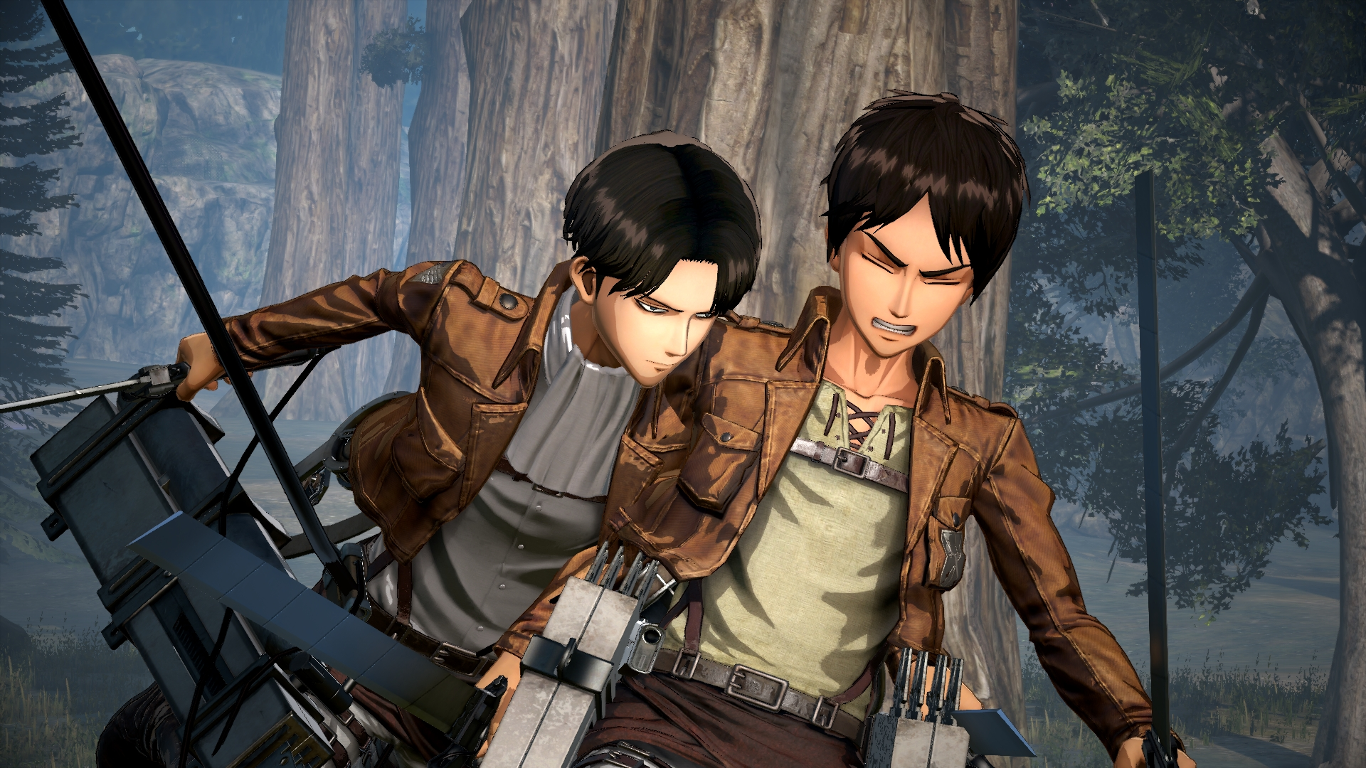 Attack On Titan 2 - The Game