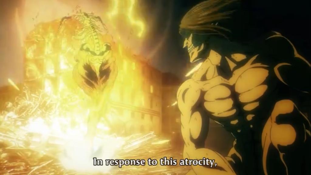 Anime Review - Attack on Titan Season 4 Episode 5 - OtakuKart