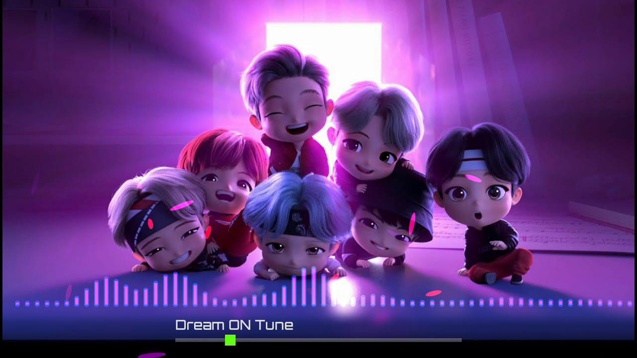 BTS tinyTAn Dream On