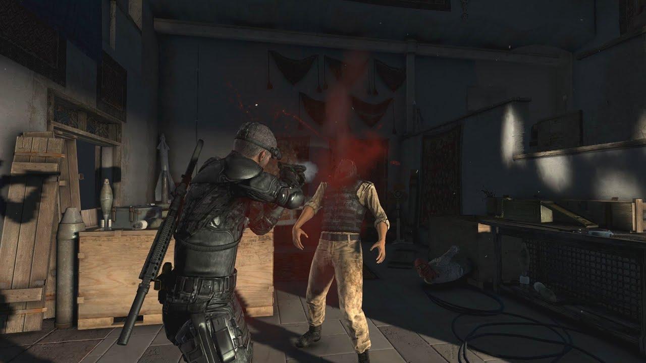 Stealth Games Franchises