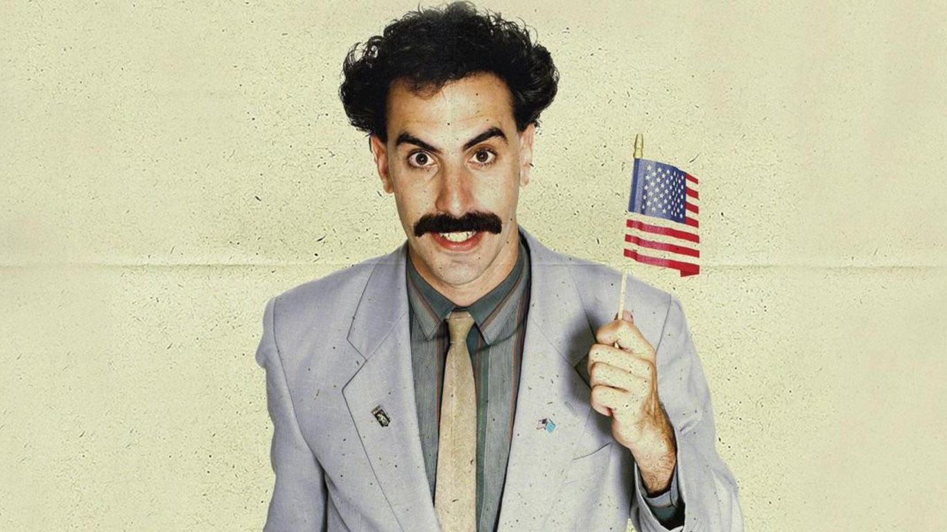 Borat is unlikely to happen