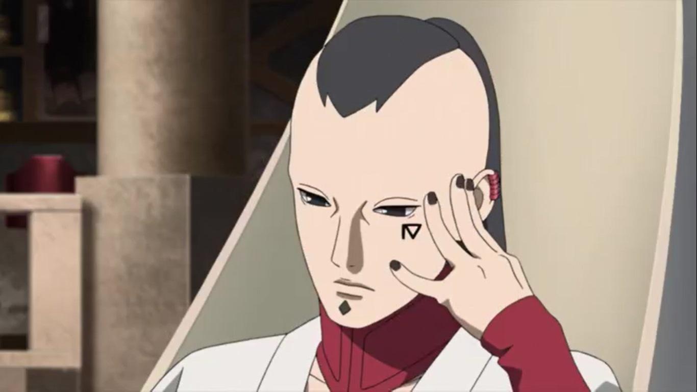 Boruto Anime - Jigen