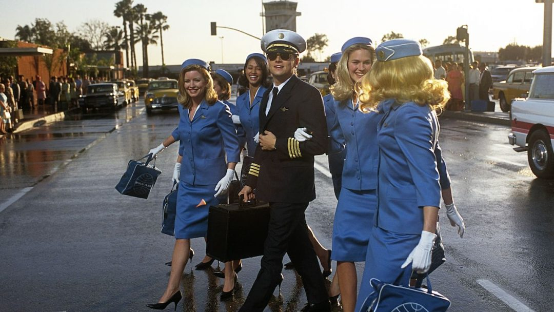 Catch Me If You Can Steven Spielberg Movies