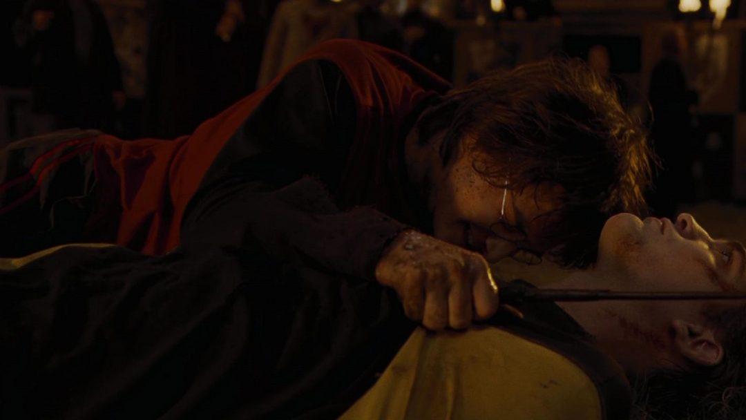 Cedric Diggory Death