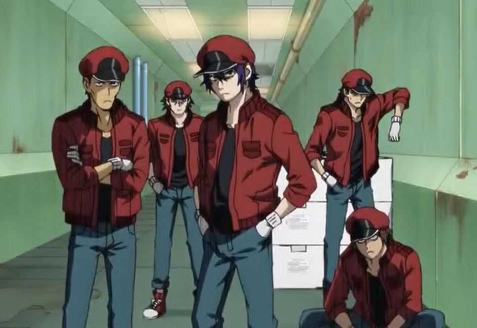 Cells at Work Code Black