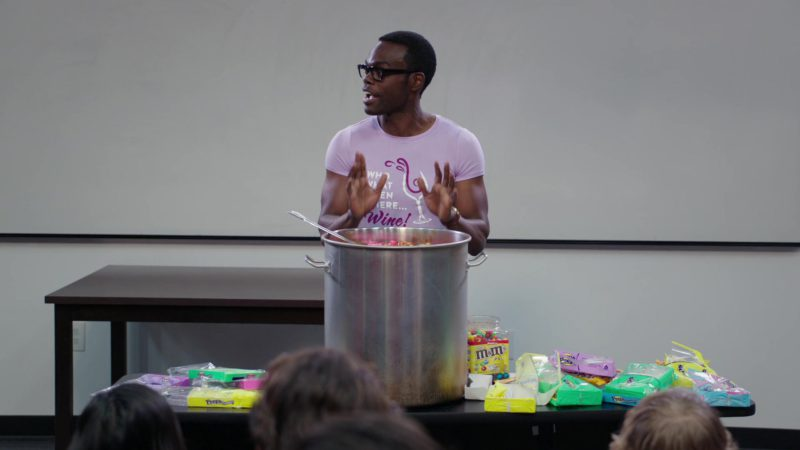 Chidi - The Good Place