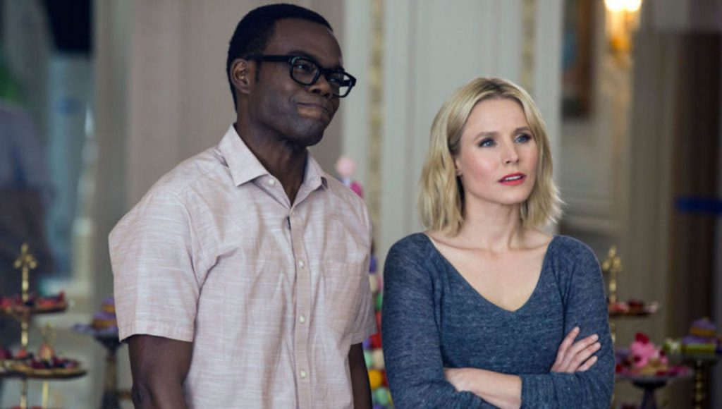 Chidi and Eleanor - The Good Place