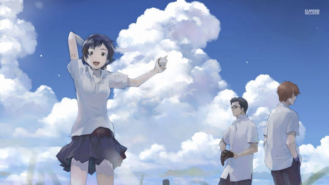 Coming of Age Anime Movies