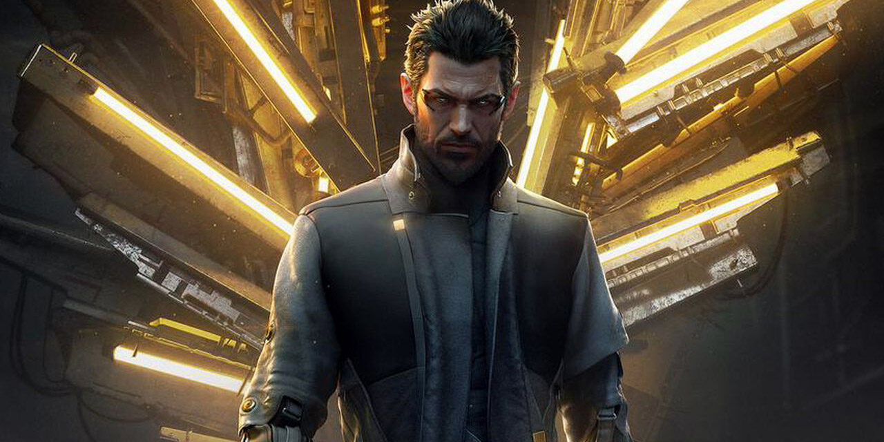 Deus Ex Character Stealth Games