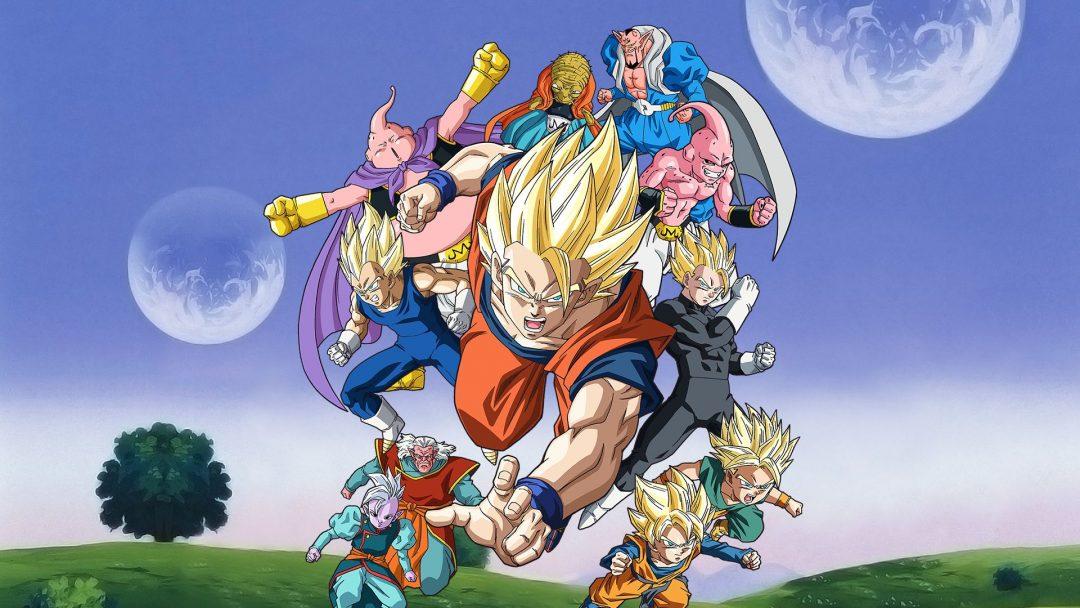 Dragon Ball Kai Buu Saga