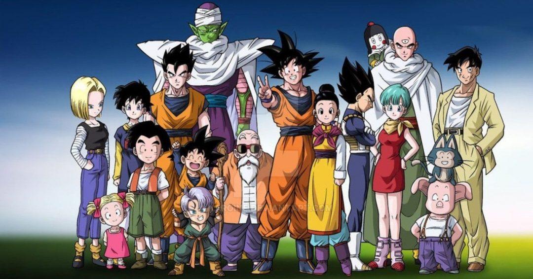 Dragon Ball Z Buu Saga