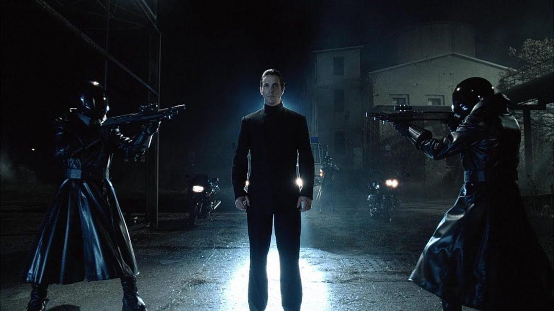 Equilibrium 2002 Movie