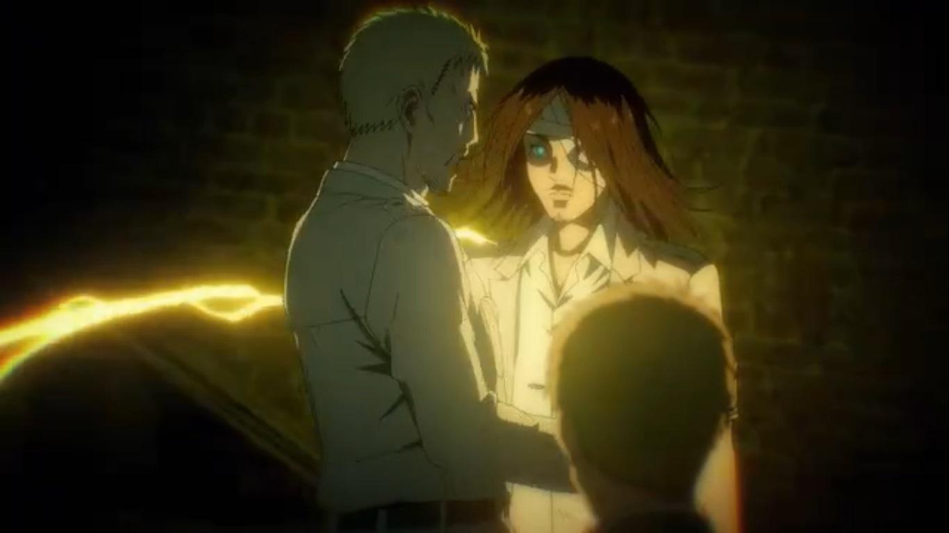 Anime Review - Attack on Titan Season 4 Episode 5 - OtakuKart Home season 1 season 2 season 3 season 4 ovas.