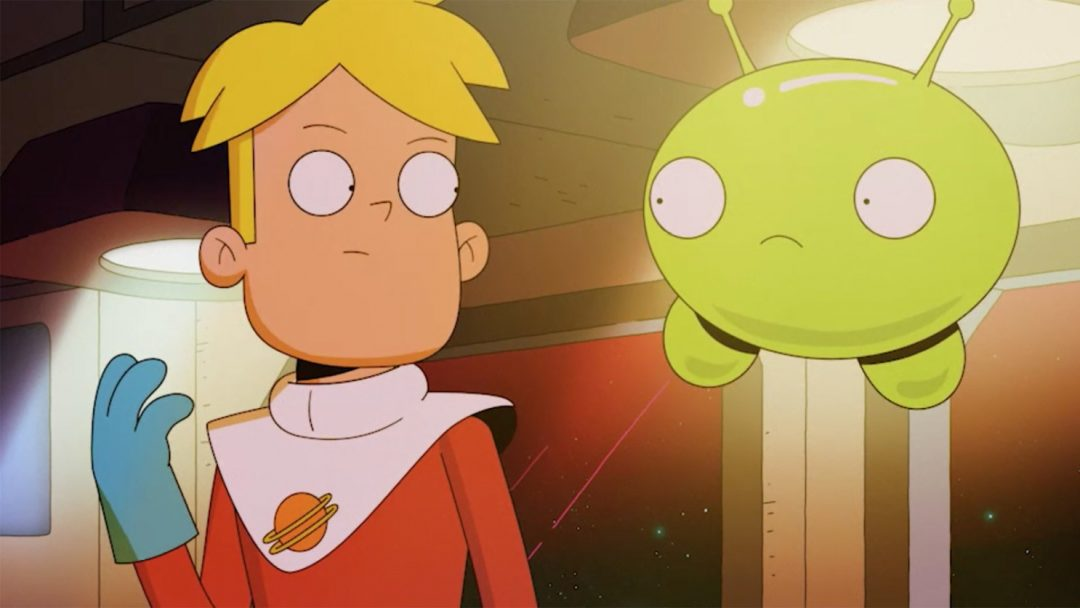 Final Space Series similar to Rick and Morty
