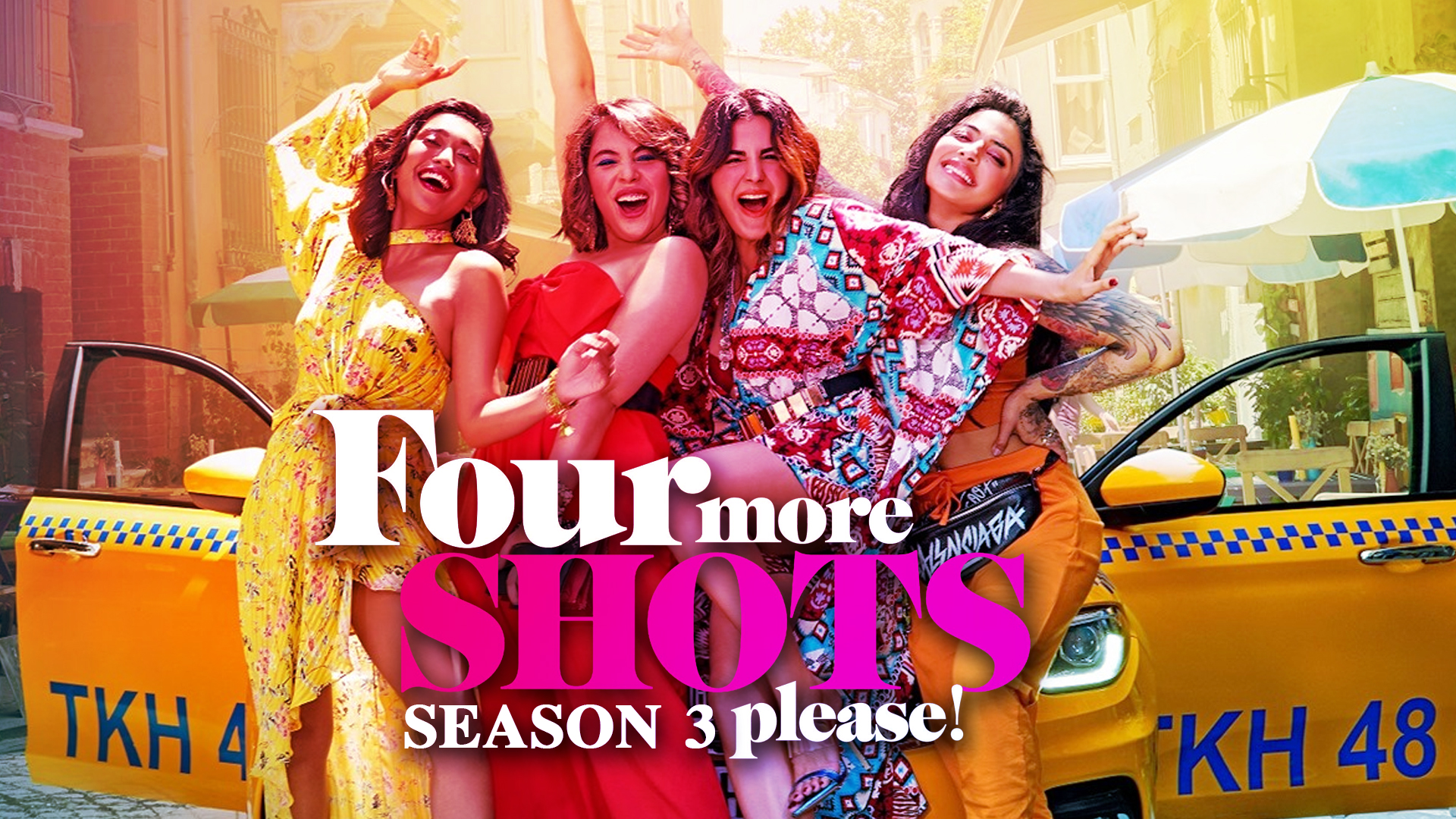 Preview And Renewal: Four More Shots Please Season 3