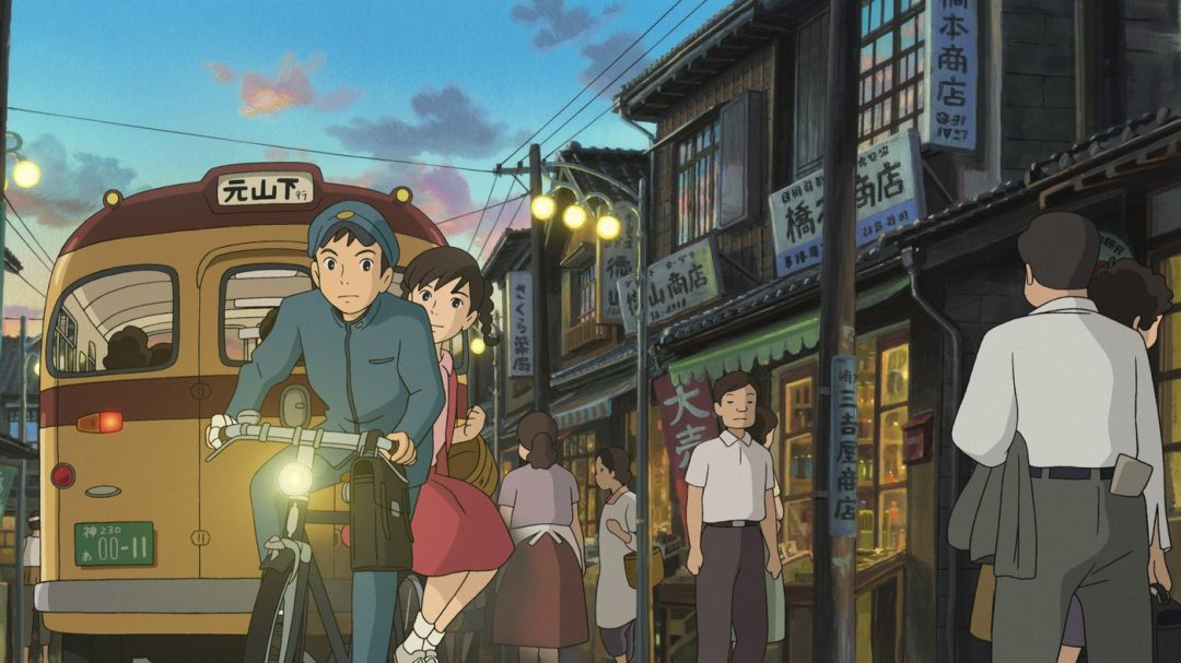 Coming of Age Anime Movie From Up on Poppy Hill