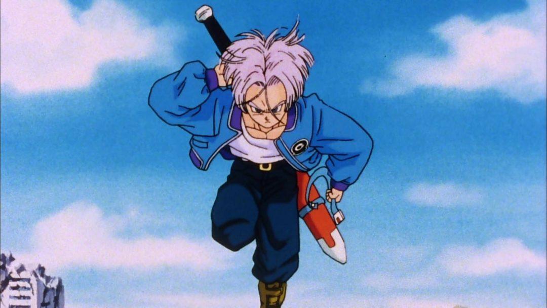Future Trunks Tragic Anime Characters
