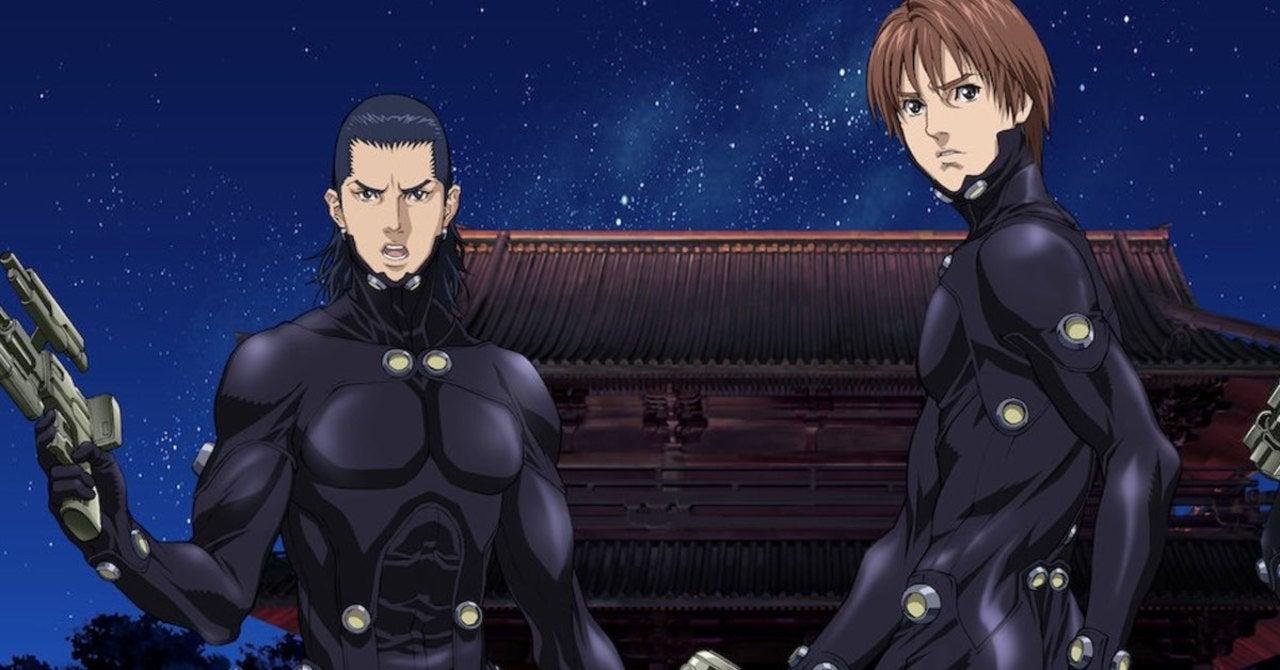 Gantz - Anime Like Attack on Titan