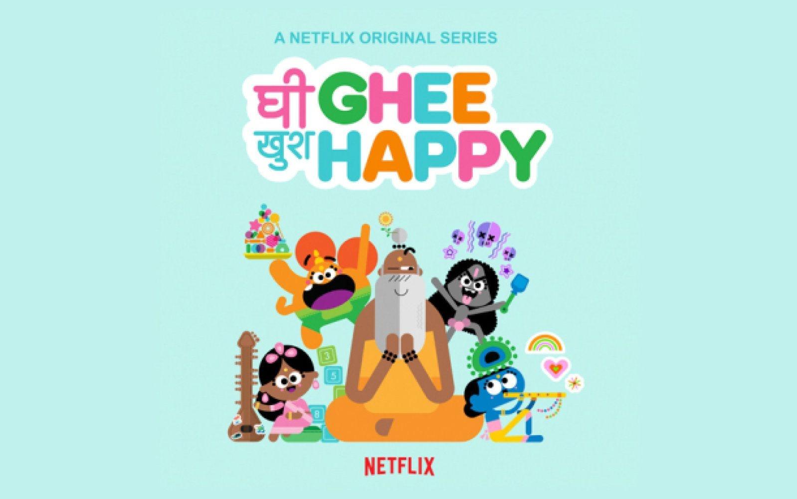 Ghee Happy Season 1