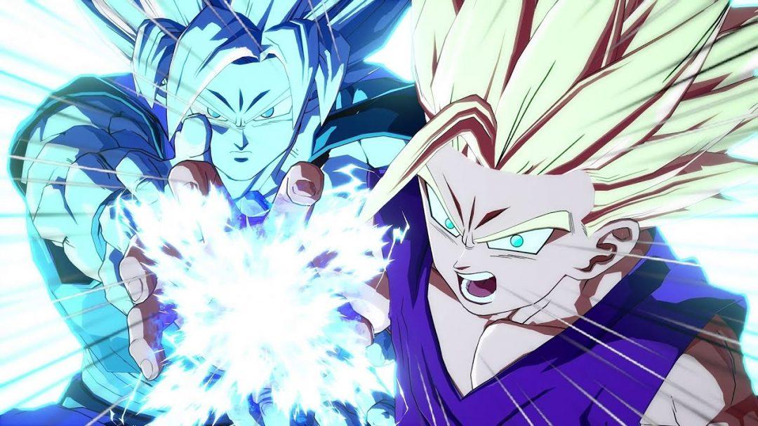 Gohan and Goku Kamehameha