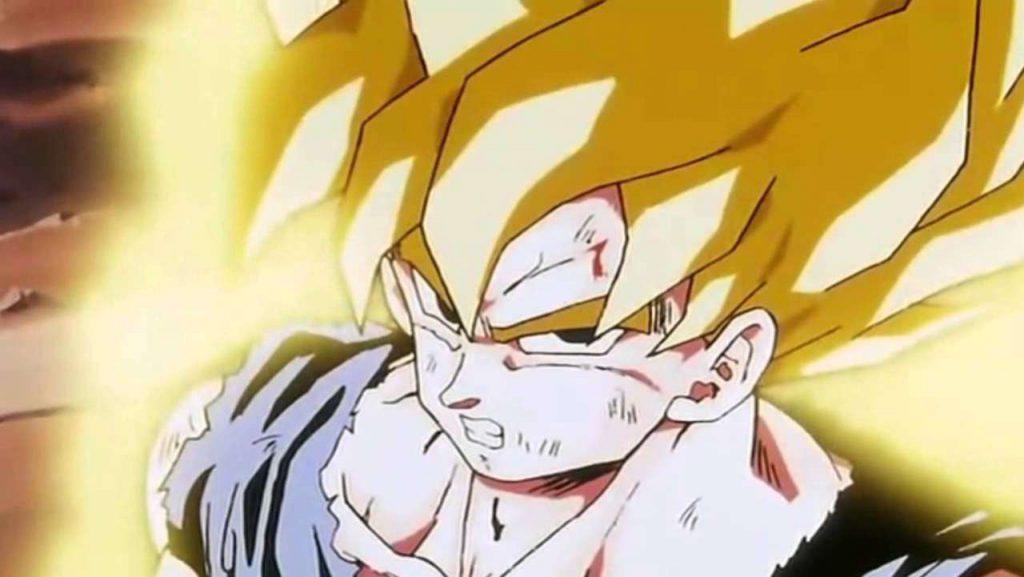 Dragon Ball Z Moments