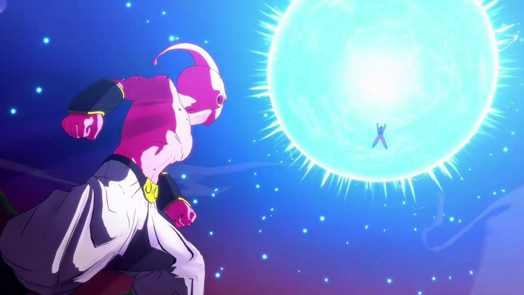 Final Spirit Bomb Dragon Ball Z Moments