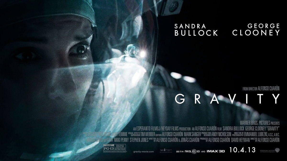 Gravity Space Movies