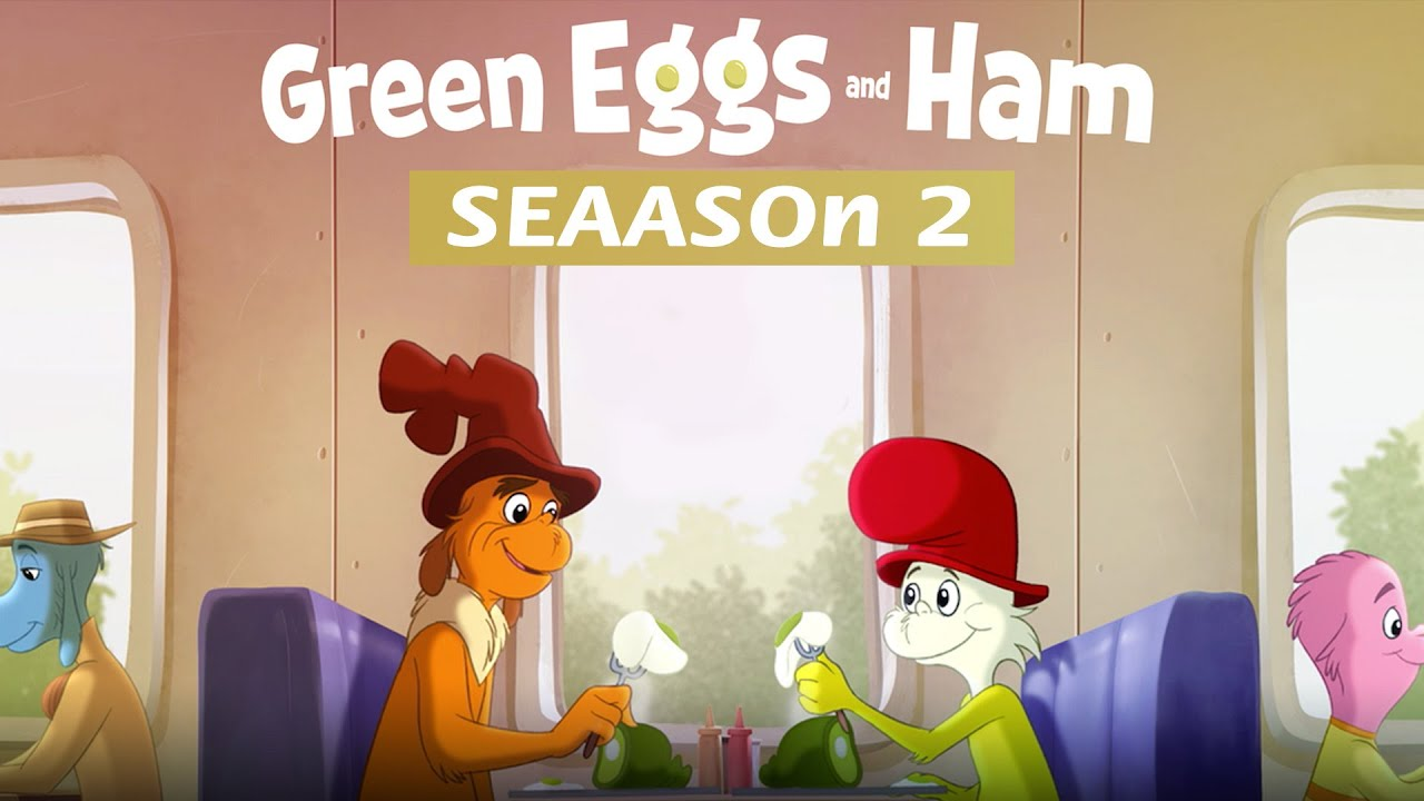 green eggs and ham netflix