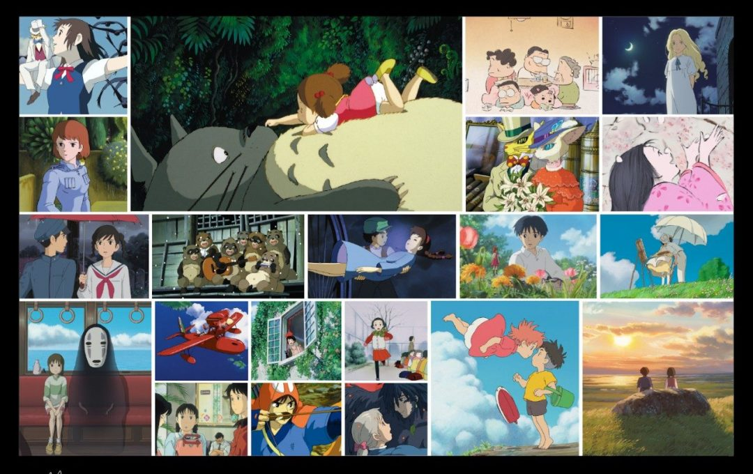 Hayao Miyazaki Popular Movies