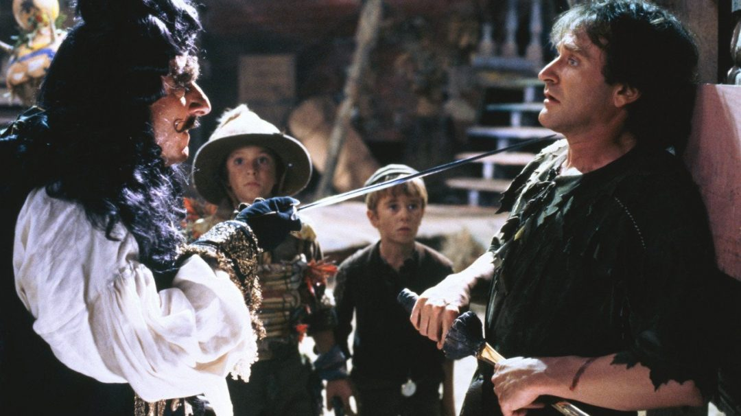 Steven Spielberg Movies Hook 1991