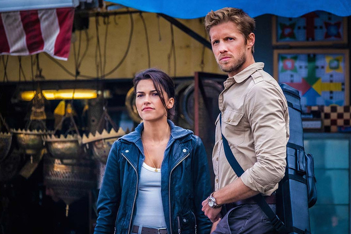 Preview And Release Date: Blood And Treasure Season 2