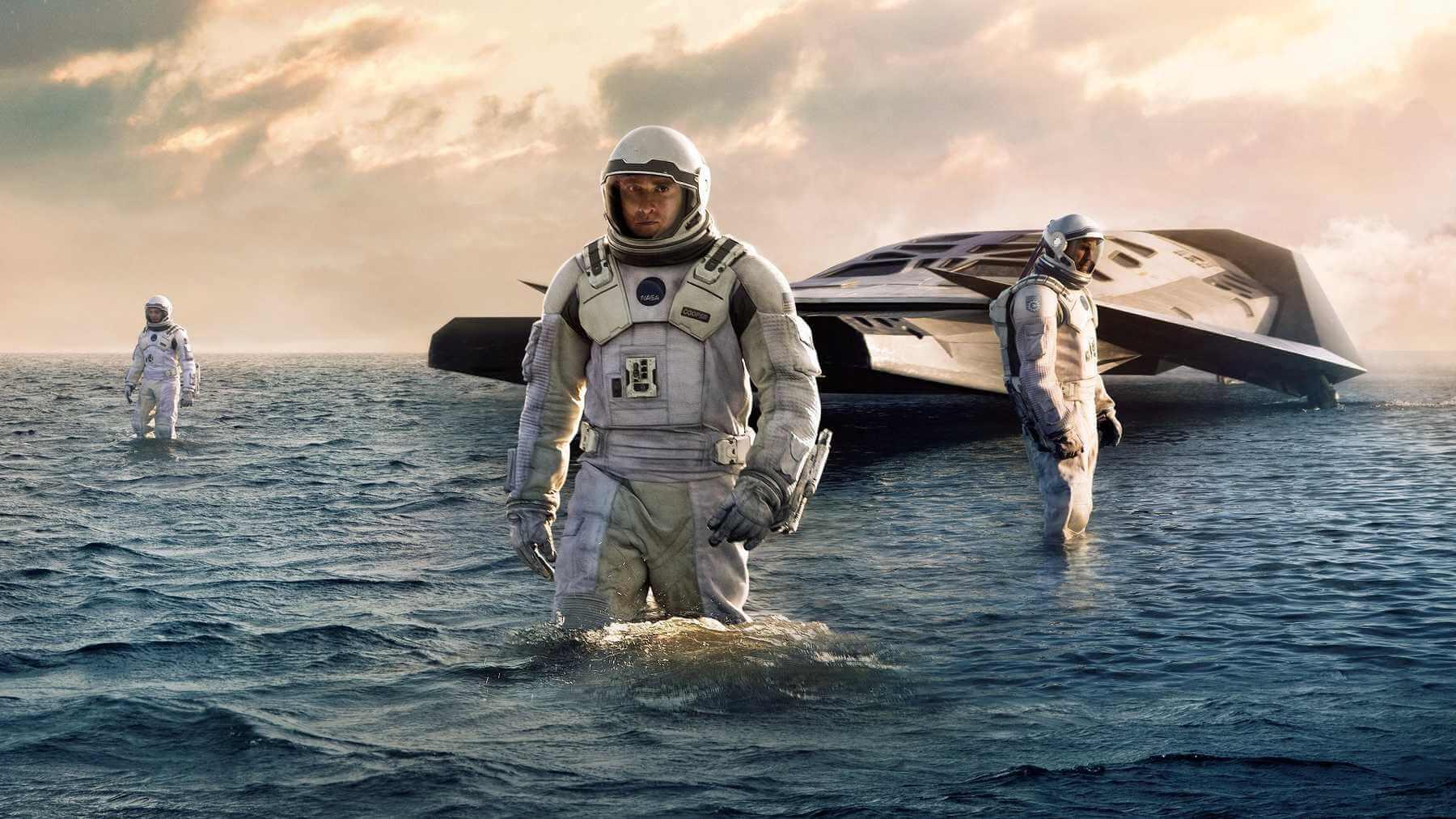 Interstellar Space Movies