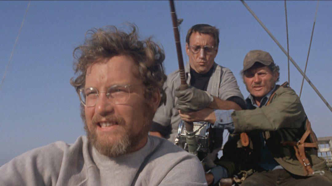 Jaws 1975 Steven Spielberg Movies