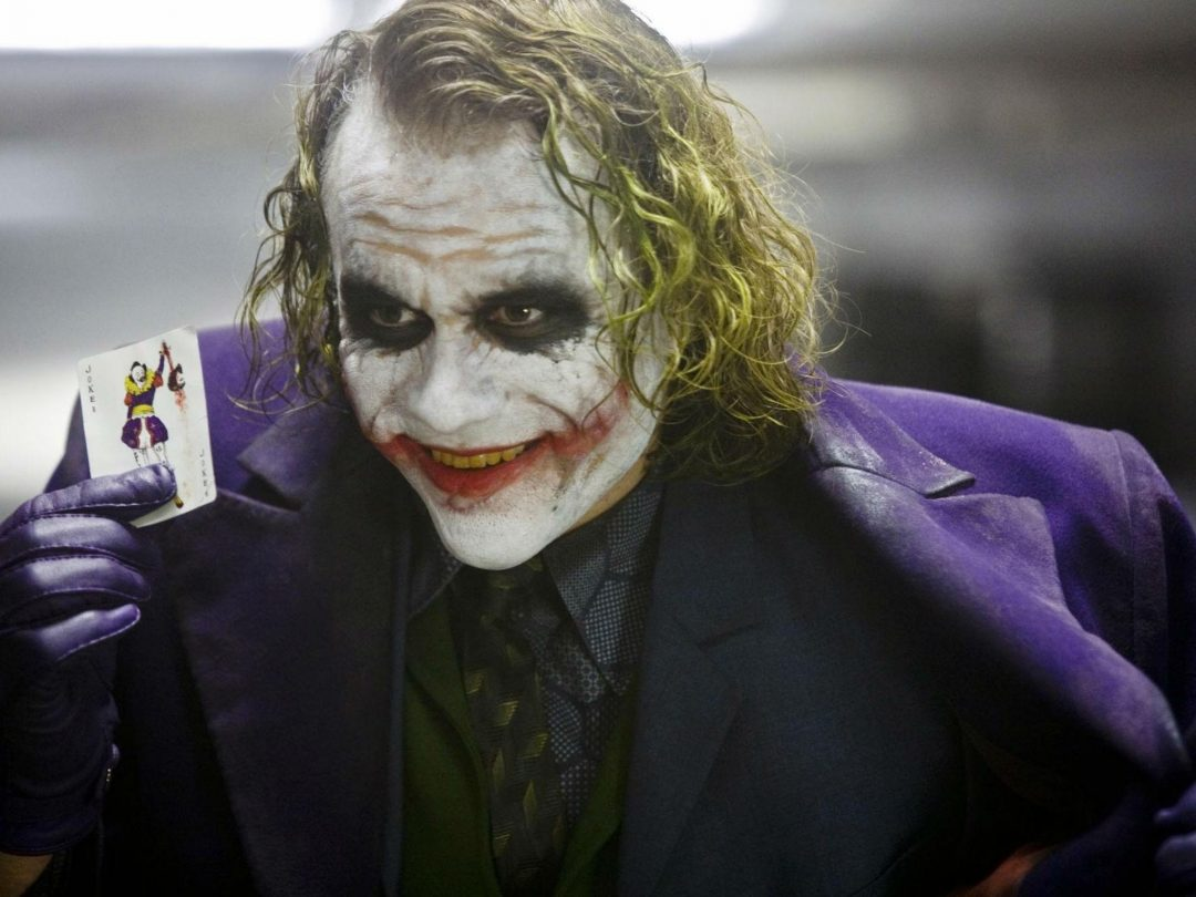 Joker Villains in Movie