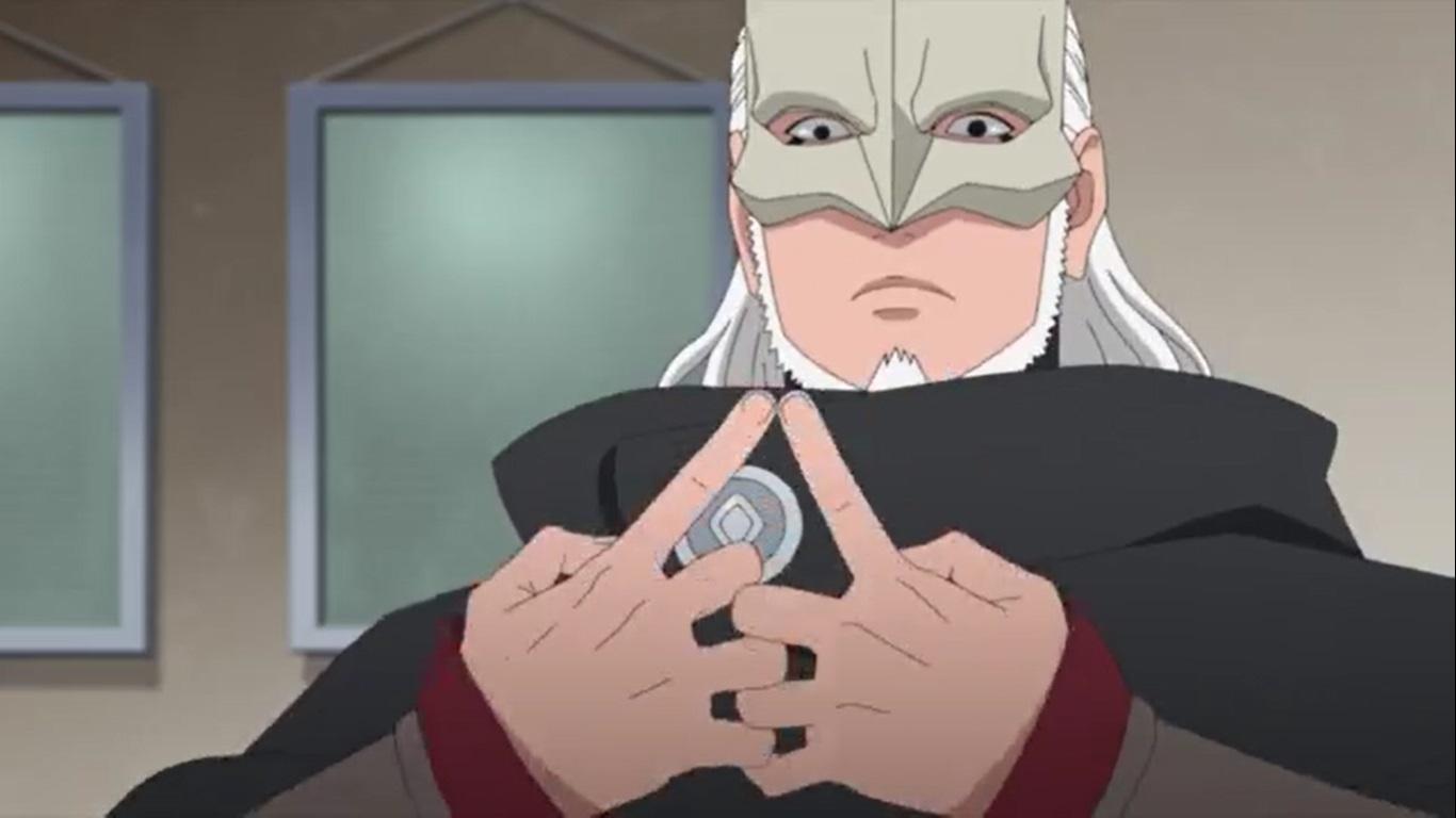 Boruto - Anime Kashin Koji