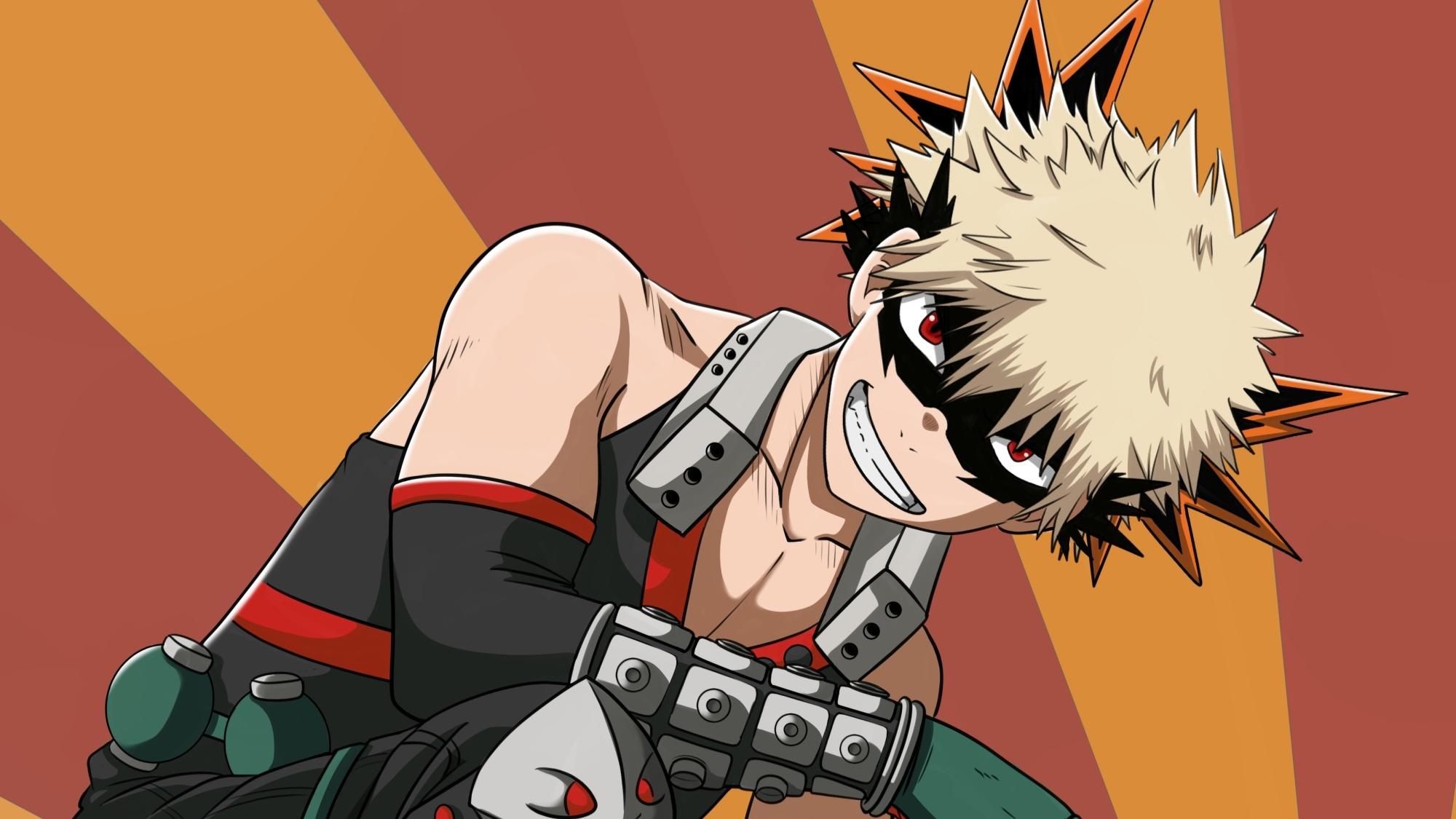 Katsuki Bakugou- My Hero Academia
