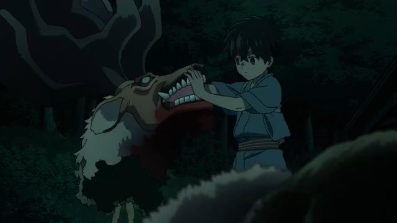 Kemono Jihen Episode 1