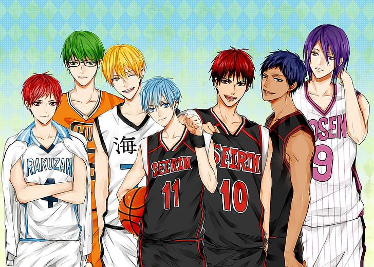 Kurokos basketball group