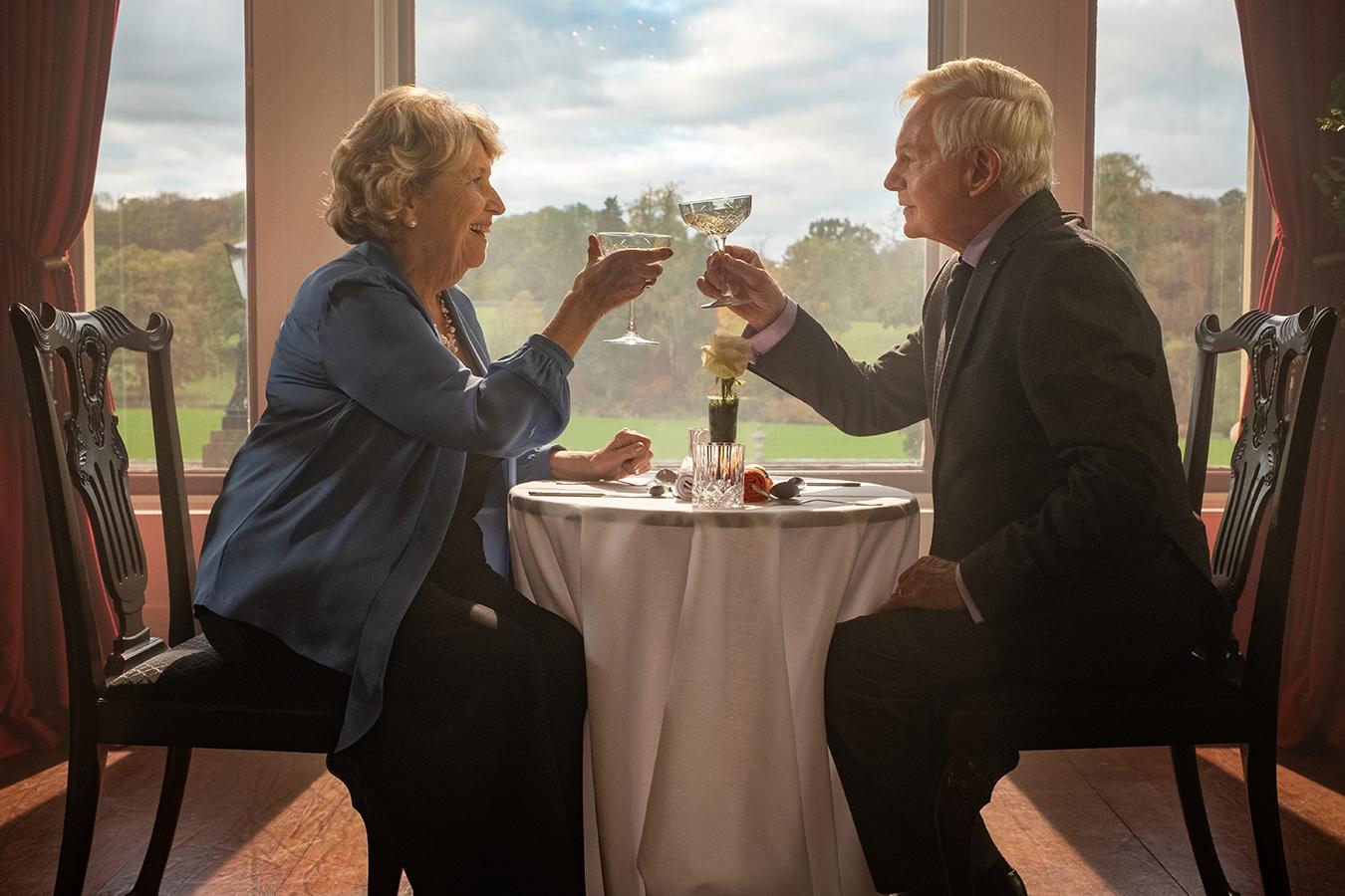 Last Tango in Halifax returns with Celia and Alan