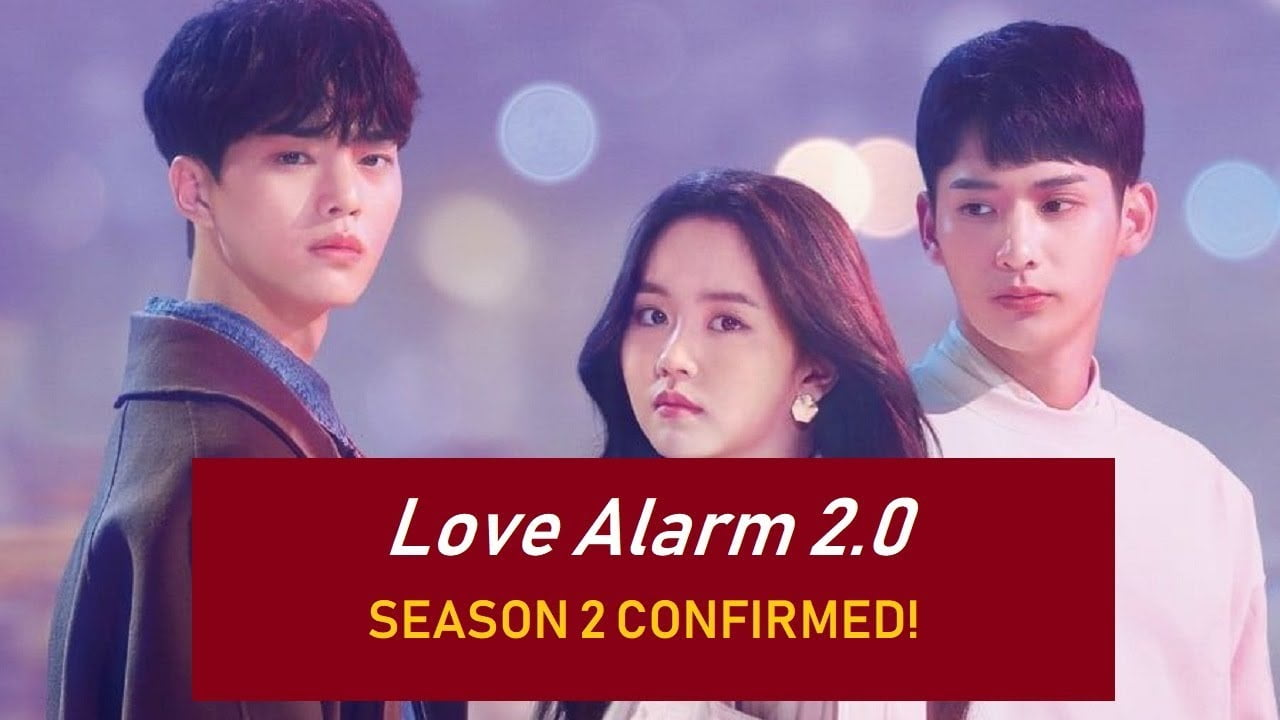 Preview And Release Date: Love Alarm Season 2
