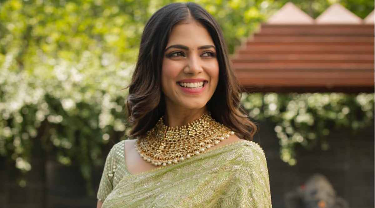 Malavika Mohanan- Master's female lead actress