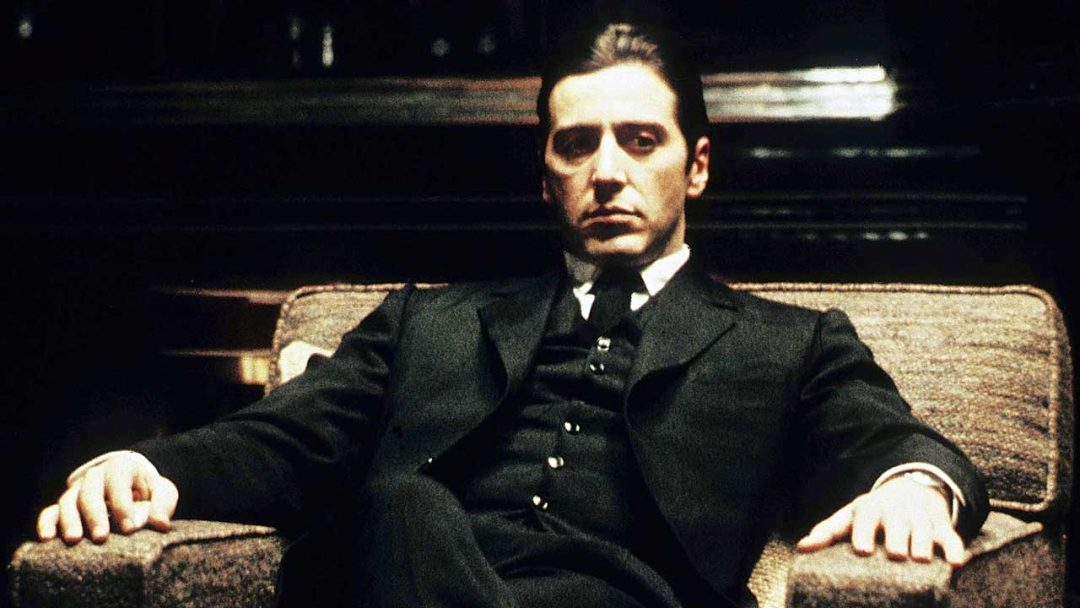Michael Corleone The Godfather Villains in Movie