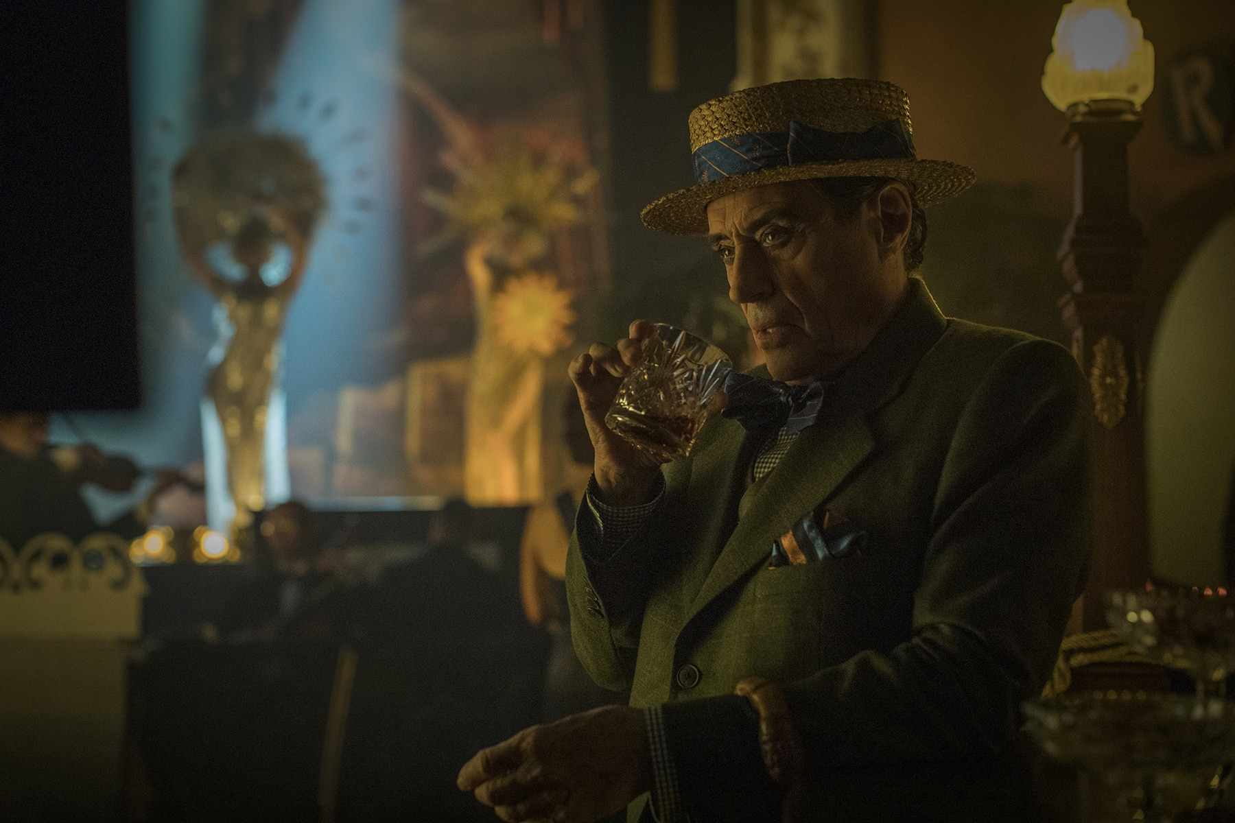 Mr. Wednesday- American Gods