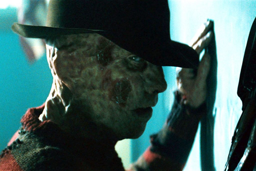 A Nightmare on Elm Street - Slasher Films